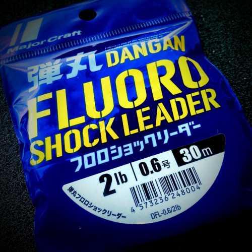 flurocarbon major craft ultralight shock leader