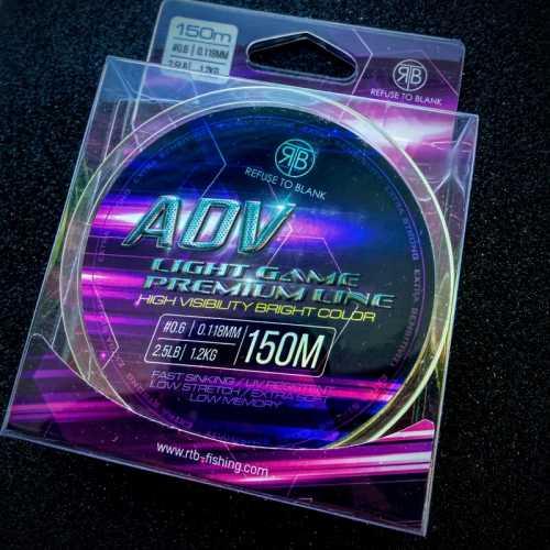 rtb adv light game premium line zylka ultralight
